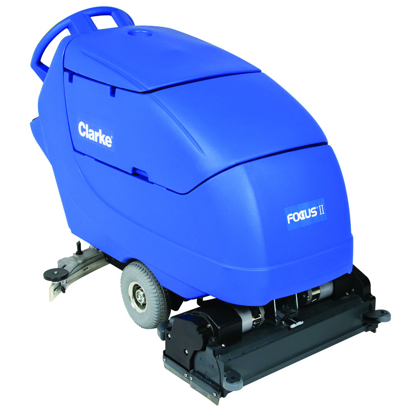 Clarke Battery Operated Automatic Floor Scrubber