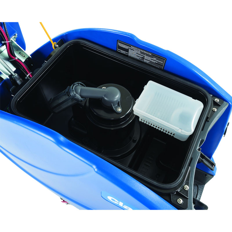 Clarke SA40 Stand On Battery Operated Auto Scrubber