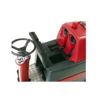 Cleanfix® [253081] RA 800 Sauber Ride On Automatic Floor Scrubber - 34 Gallon - 30