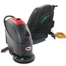 Electric Automatic Floor Scrubbers