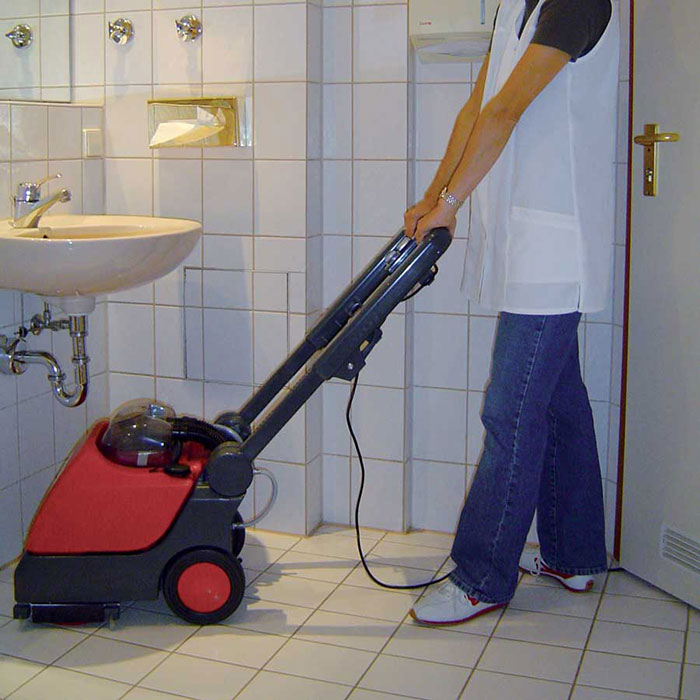 Cleanfix 460931 Ra 300 Electric Floor Scrubber Walk Behind