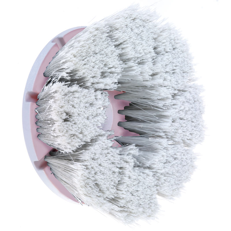 Motor Scrubber MS1044 Flagged Tip Long Soft Bristle Brush