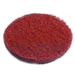 Motor Scrubber MS1064 Buffing Pad - Red - 10 pack
