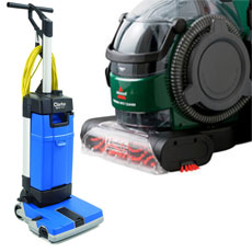 Upright Small Auto Scrubbers
