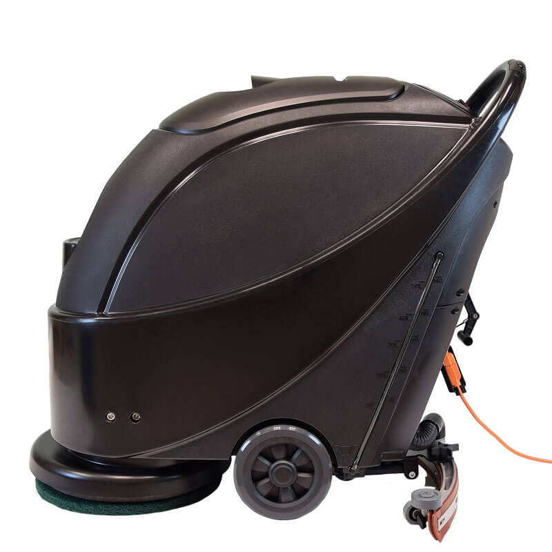 17 electric cord automatic floor scrubber machine unoclean for 17 floor scrubber