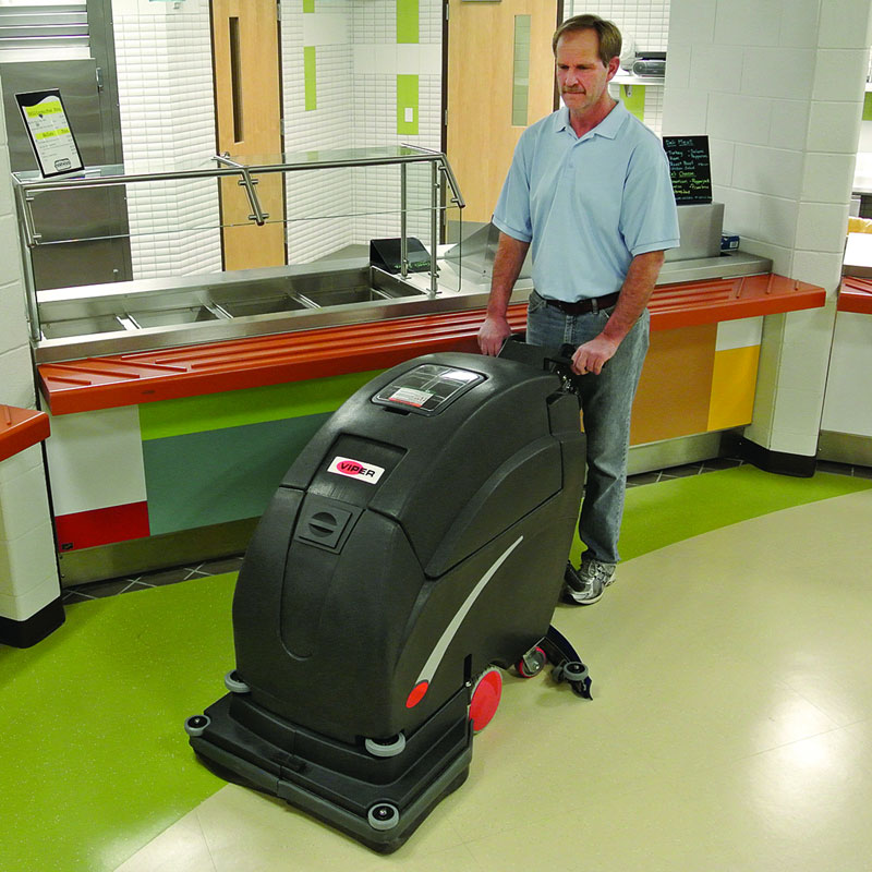 Viper Fang 28T Walk Behind Automatic Floor Scrubber