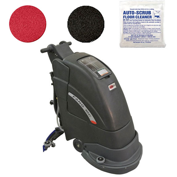 Fang 18C Floor Scrubber Bronze Package