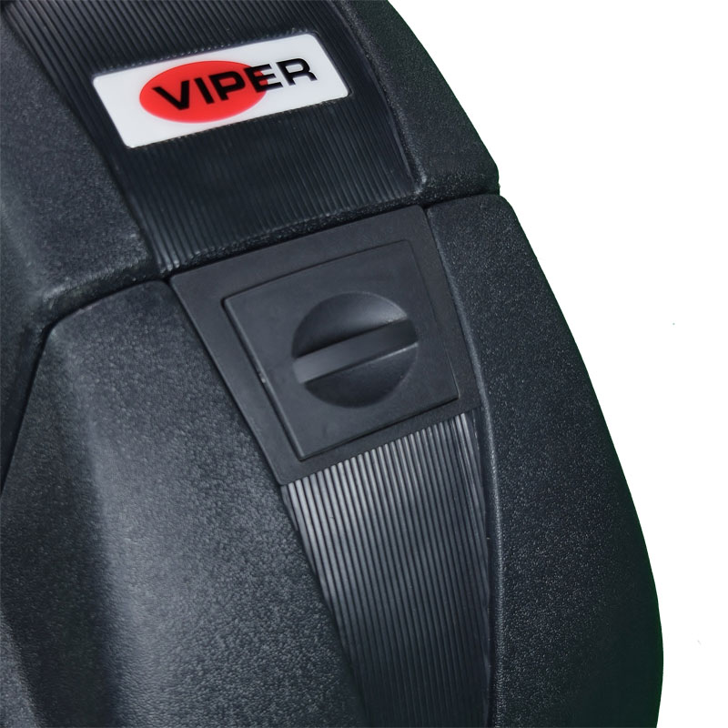 Fill Cover on the Viper Fang 20 Walk behind floor scrubber