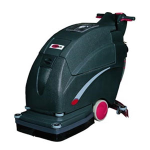 "Viper Fang 20 Battery Operated Floor Scrubber - Walk Behind Automatic - 20"" Cleaning Path"