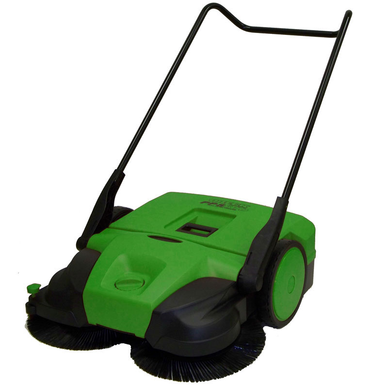 Bissell Biggreen 31 Quot Battery Powered Triple Brush Power