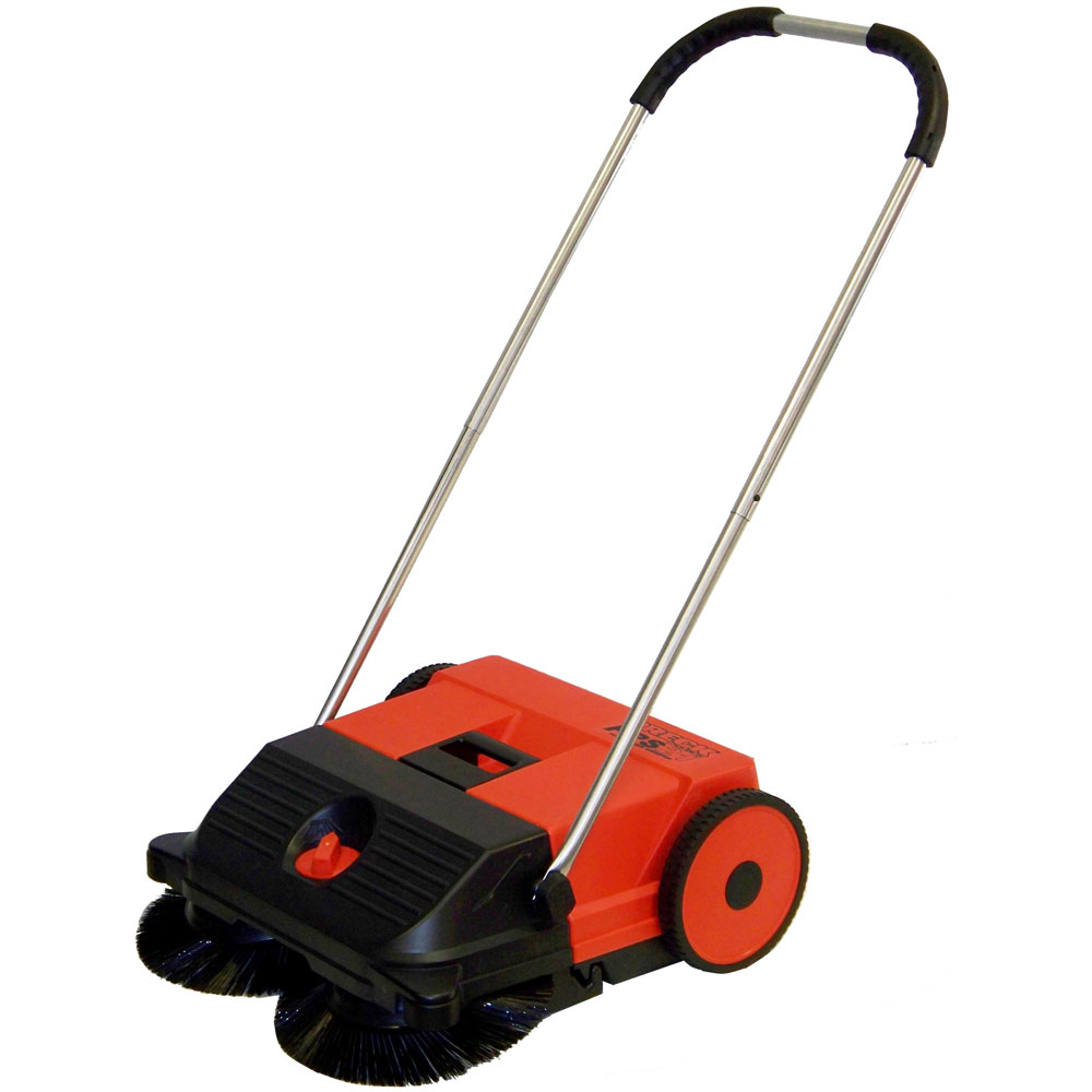 Haaga 255 Topsweep Push Power Sweeper 21 Quot Unoclean