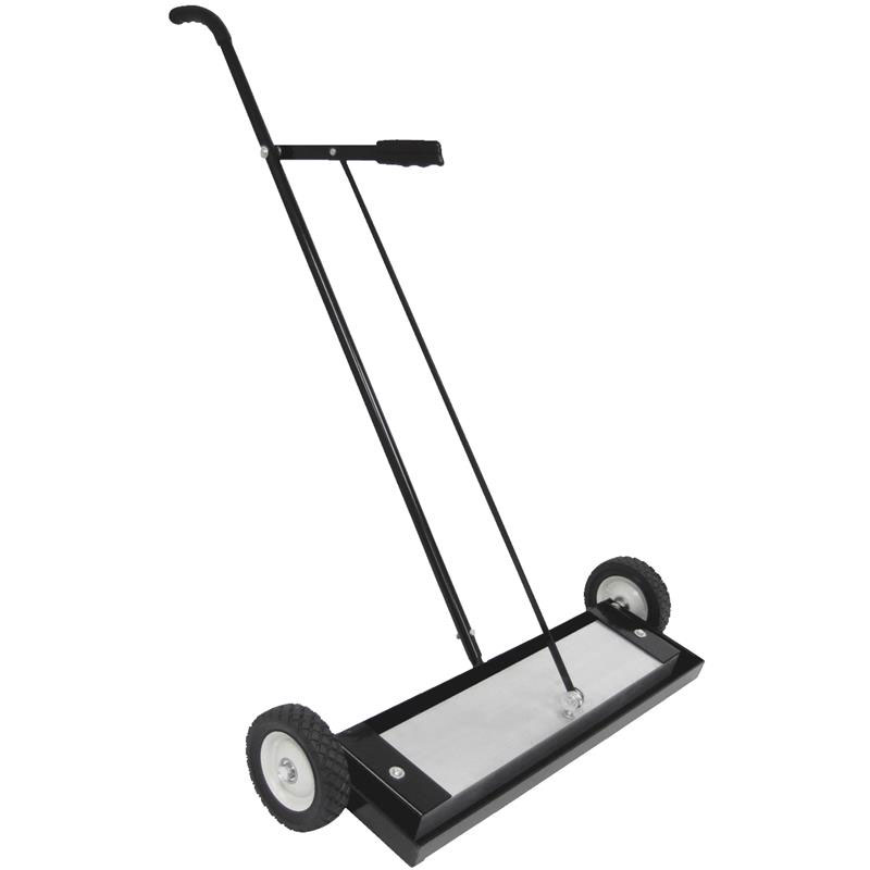 Master Magnetics MFSM24RX Push-Type Magnetic Sweeper with Release - 24