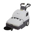 "Mastercraft DM-700B DebrisMaster Battery Walk Behind Floor Sweeper - 28"" Intake"