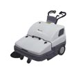 "Mastercraft DM-900B DebrisMaster Battery Walk Behind Floor Sweeper - 36"" Intake"