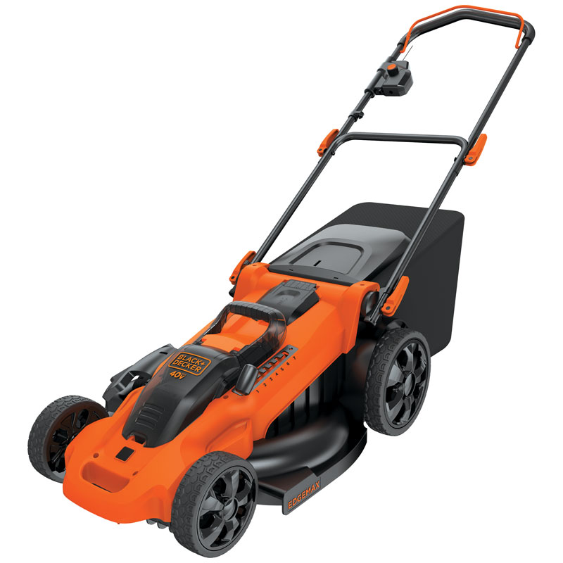 Black & Decker MAX Lithium Ion Cordless Lawn Mower