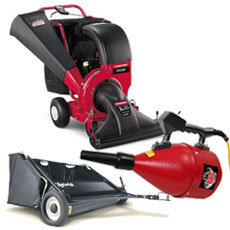 Litter Vacuums & Blowers
