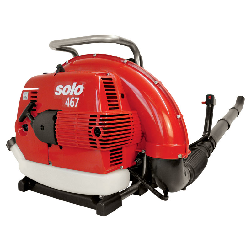 Solo 467-KAT Gas Powered Backpack Leaf/Air Blower - 3 HP 742726