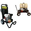 Gas Pressure Washers - Pressure Washers - Janitorial/Maintenance Equipment