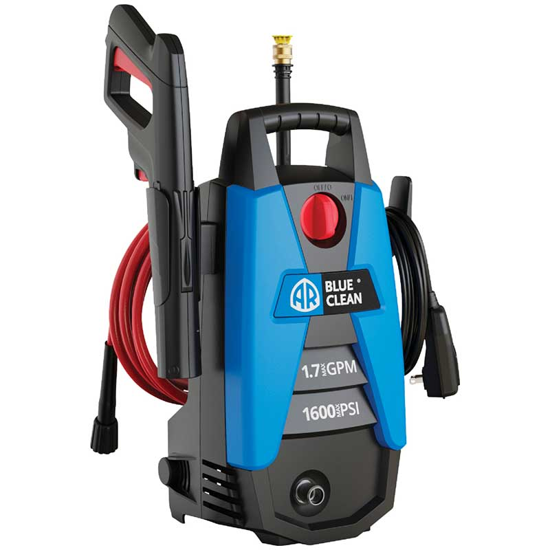 AR Blue Clean 1500 PSI Electric Pressure Washer