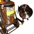 Cam Spray 526496.1KIT 100' Capacity Swivel Pressure Washer Hose Reel CS-526496-1KIT