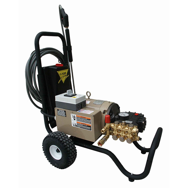 Cam Spray 3000XAR Tube Cart Electric Series Pressure Washer - 3000 PSI