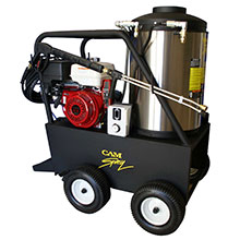 Cam Spray 3040QH Hot Water Gas Powered Pressure Washer