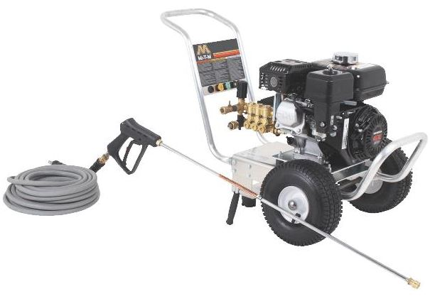 Mi-T-M Job Pro Gas Pressure Washer - 2700 PSI