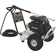 MI-TM Work Pro Gas Pressure Washer - 2500 PSI