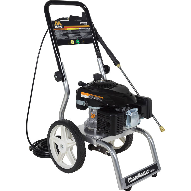 MI TM Chore Master 2400 PSI  Gas Pressure Washer