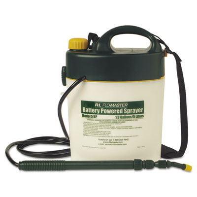 Flomaster Portable Battery-Powered Sprayer