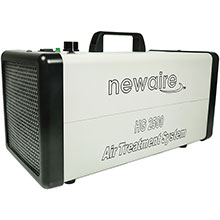 Newaire HG2500 Hydroxyl Air Treatment System OZONE-HG2500