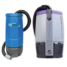 Backpack Vacuums - All Brands