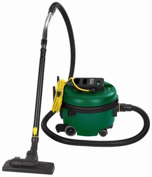 Oreck Compacto 9 - Canister Vacuum - HEPA ORK-COMP9-H