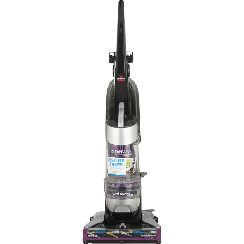 Bissell Cleanview Deluxe Upright Vacuum Unoclean