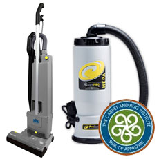 Cri Seal Of Approval Vacuum Cleaners Amp Gold Silver Bronze
