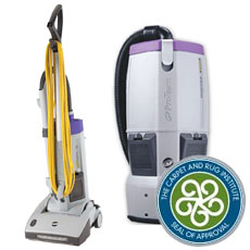 Silver Level Vacuums