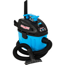 4 Gallon Contractor Wet/Dry Vacuum