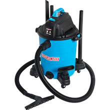 8 Gallon Wet/Dry Vacuum Cleaner - 4 HP