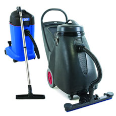 Clarke Wet/Dry Vacuum Cleaners