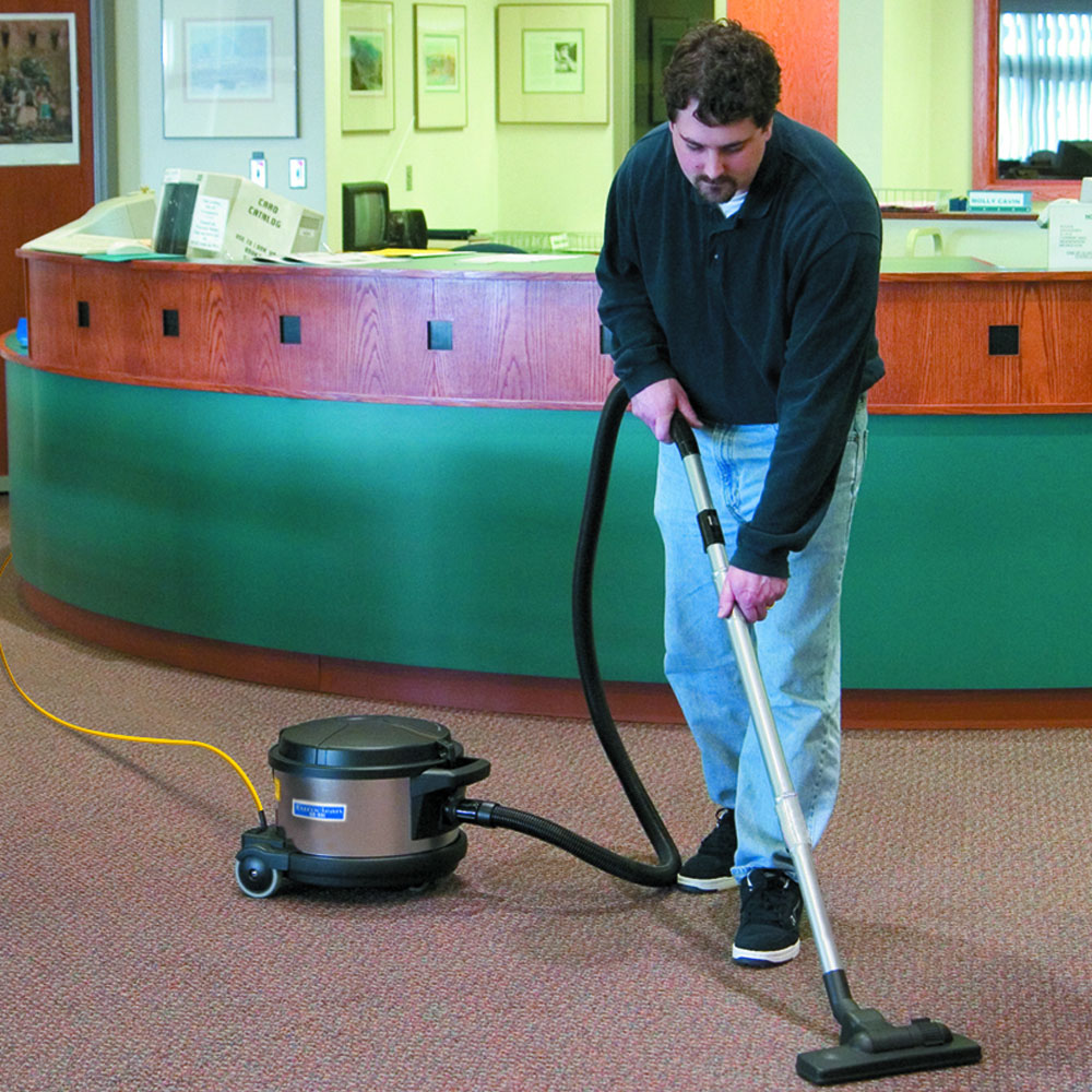 Kent Euroclean GD 930-SP Dry Canister Vacuum Cleaner - 0.5 bu Capacity