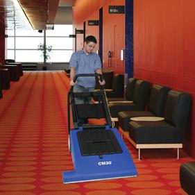 Carpet Master Large Area Vacuum Cleaner