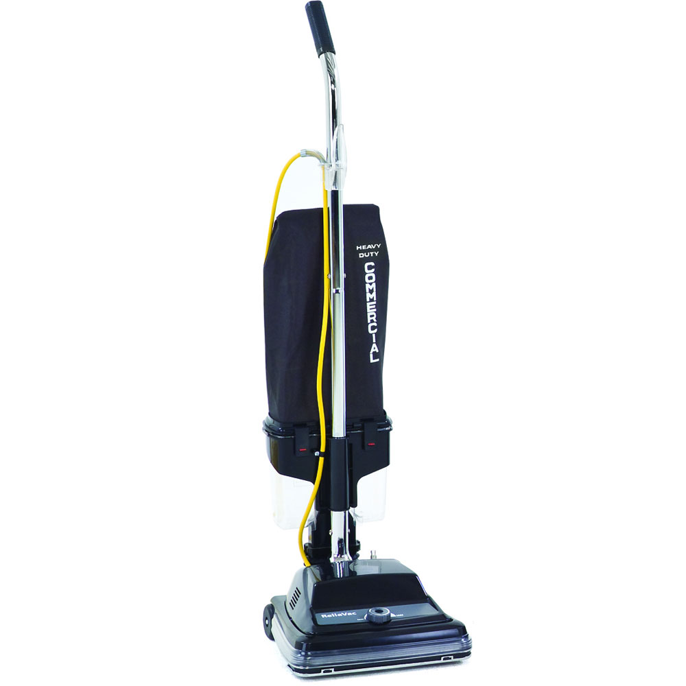 Clarke ReliaVac 12DC High Performance Upright Vacuum Cleaner