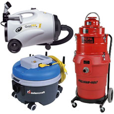 Clean Room & HEPA/ULPA Vacuums