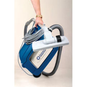 Kent Euroclean 905-6608-010 Whisperclean™ Canister Vacuum