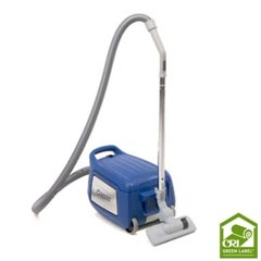Kent Euroclean Whisperclean™ Canister Vacuum Cleaner - 2.4 Gallon - 6' Hose