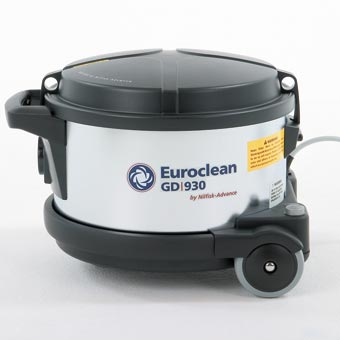 kent euroclean gd 930hsp dry canister vacuum cleaner hepa filter 05 bu - Hepa Vacuum