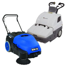 Large Area Vacuums