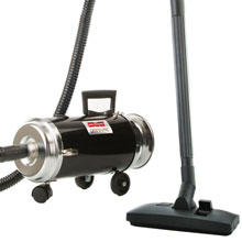 OmniVac OV-1BC Canister Vacuum w/ Blower