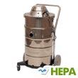 Minuteman Hospital Vac Critical Filter HEPA Wet/Dry Canister Vacuum