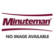 Minuteman [C83905-05] X-839 Series HEPA Critical Filter Dry Canister Vacuum - Poly Tank - 15 Gallon